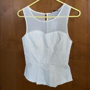 NWT Forever 21 bustier top